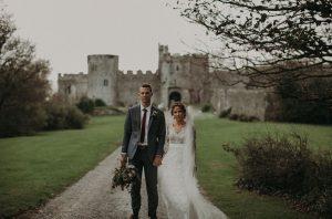 Manorbier, A Welsh Castle Destination Wedding
