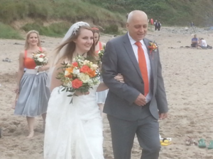 Wedding Celebrant in Wales